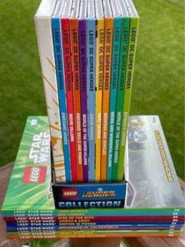DK Lego Mini-Figure Hardback Books 19 Total for sale in American Fork , UT