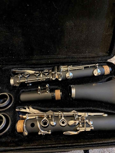Jean Paul USA CL-300 Student Clarinet for sale in Salt Lake City , UT