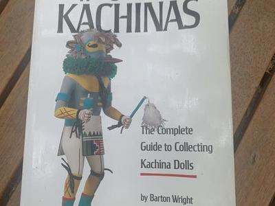 Hopi Kachina Dolls: A Guide To Collecting Book