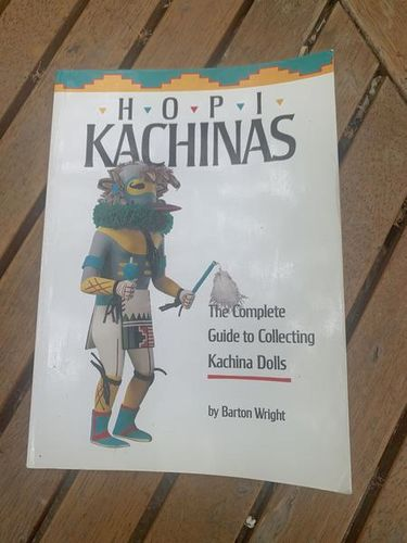 Hopi Kachina Dolls: A Guide To Collecting Book  for sale in Sandy , UT