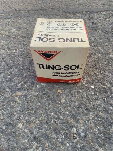 NOS Headlamp And Low Beam Lamp EverReady Tungsol  for sale in Sandy , UT