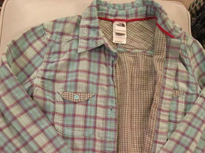 North Face cotton shirt for sale in Sandy , UT