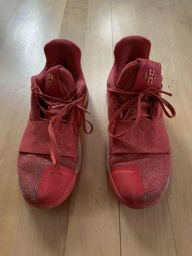 Adidas James Harden Volume 3 Sneakers - Size 8 for sale in Salt Lake City , UT