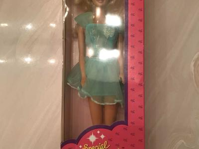 Special Expressions Barbie 1991 VTG Woolworths Limited Edition NRFB Mattel
