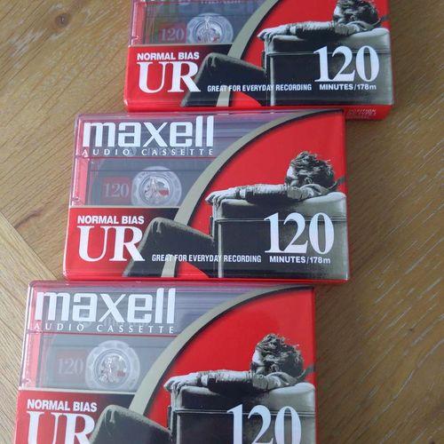 Maxwell cassette tapes UR 120 for sale in Lindon , UT