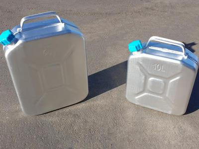 Aluminum Jerry Can Gas Water Diesel