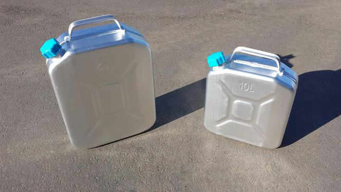 Aluminum Jerry Can Gas Water Diesel for sale in Salt Lake City , UT