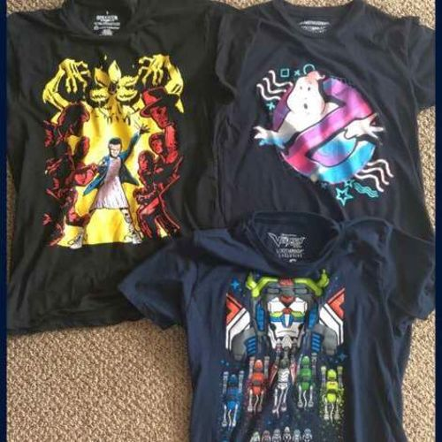 Loot Crate Collectible Shirts for sale in Layton , UT