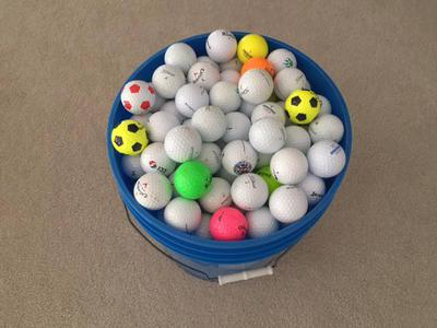 Golf Balls for Sale. Any Reasonable Offer Accepted