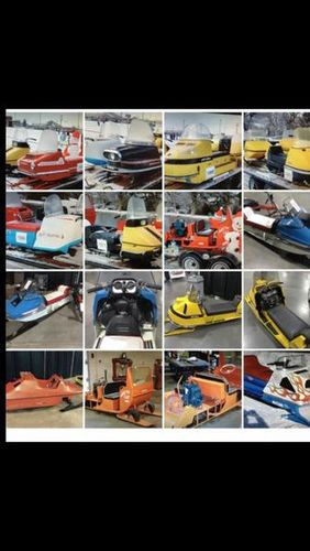 Old, Restorable Snowmobiles. Over 300 To chose Fr  for sale in Stockton , UT