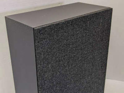 JAMO/KLIPSCH S808 8 inch Narrow Body SUBWOOFER, 100W peak
