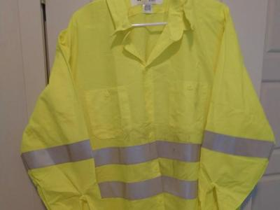 Long Sleeve Hi-Viz Shirt