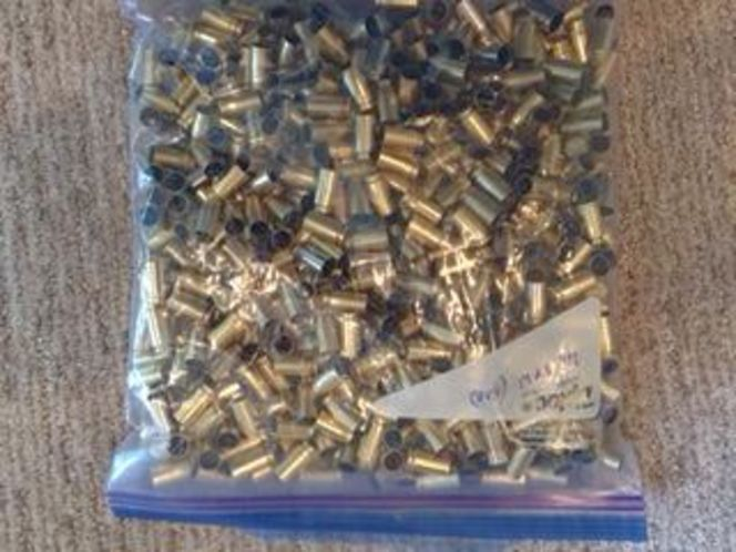 40 S&W Once-Fired Brass for sale in St. George , UT