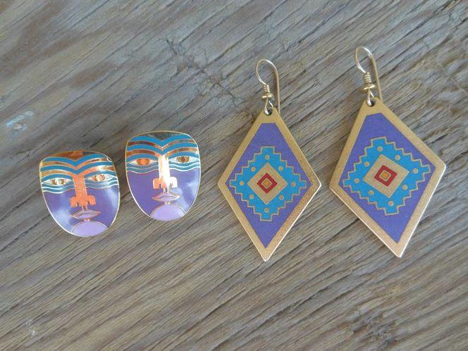 Laurel Burch Earrings for sale in West Valley City , UT