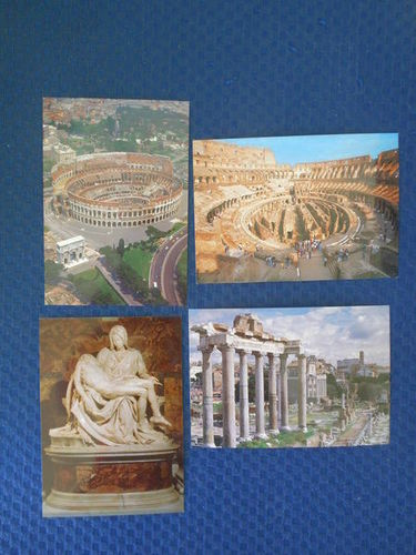 Roma Italy Postcards for sale in West Valley City , UT