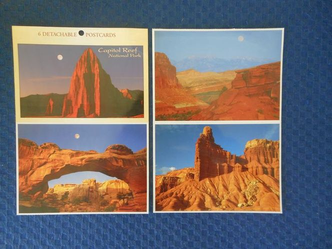 Capitol Reef Postcards for sale in West Valley City , UT
