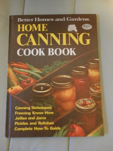 Vintage Home Canning Book for sale in West Valley City , UT