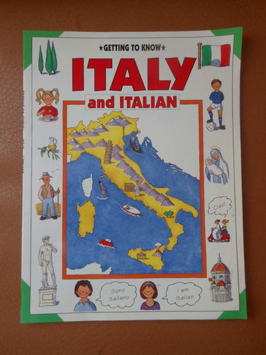 Italy Book for Kids for sale in West Valley City , UT