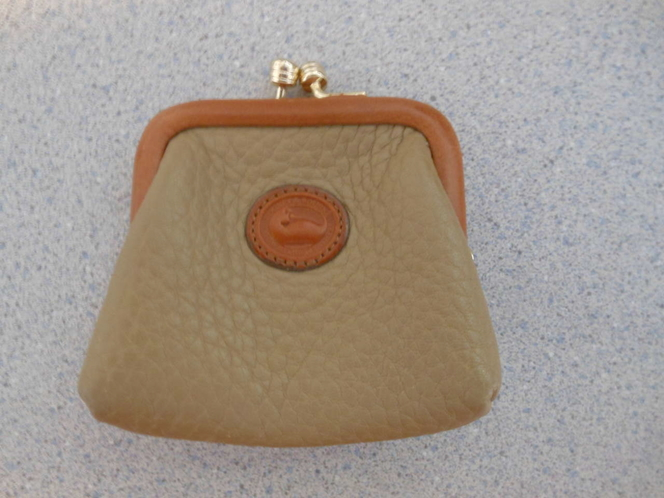 Vintage Dooney & Bourke Coin Purse  & Key Fob for sale in West Valley City , UT