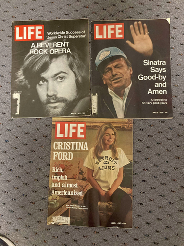 Vintage Life Magazines for sale in West Valley City , UT