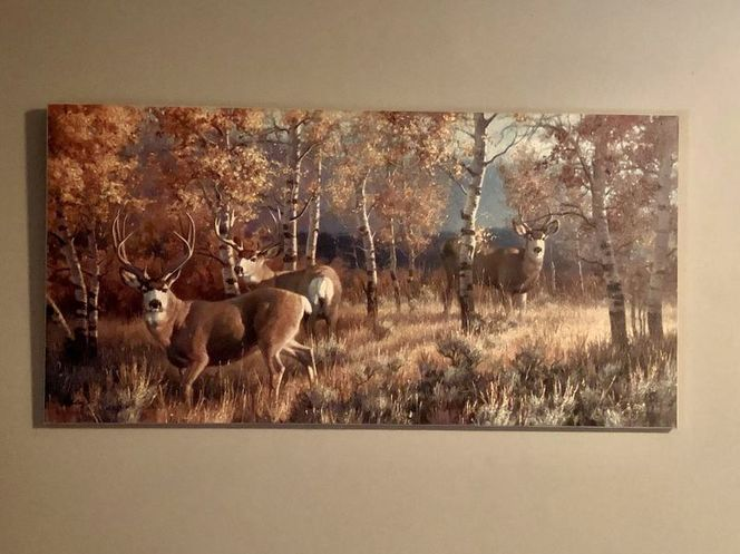 Nancy Glazier S/N Canvas Morning Gold Art Sold Out for sale in Salt Lake City , UT