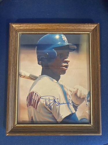 Vintage Daryl Strawberry Autographed Photo  for sale in Salt Lake City , UT