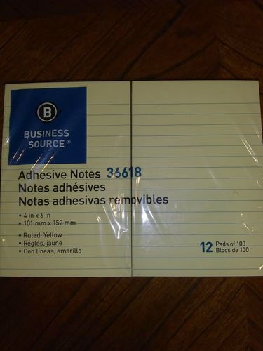 Business Source adhesive notes for sale in Salt Lake City , UT