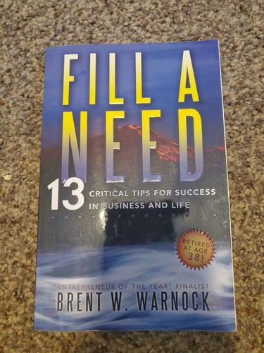 Fill A Need by Brent Warnock for sale in Eden , UT