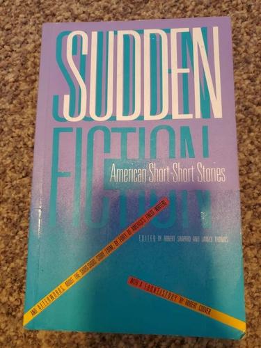 Sudden Fiction American Short-Short Stories for sale in Eden , UT