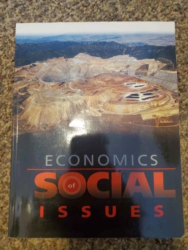 Economics of Social Issues for sale in Eden , UT