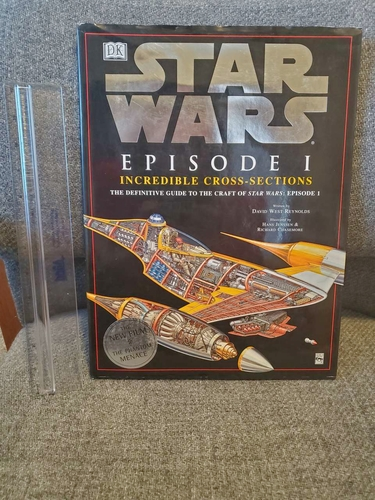Star Wars Episode I: Incredible Cross Sections *Hard Cover* for sale in Eden , UT