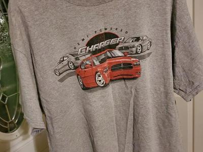 Dodge charger xl shirt