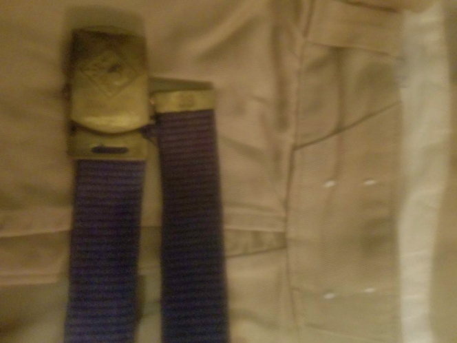1954 Vintage Cub Scout belt with Buckle. Used. Very good. for sale in Provo , UT