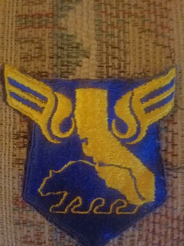 Civil Air Patrol/California patch/Vintage 1960. used/Very good plus. for sale in Provo , UT