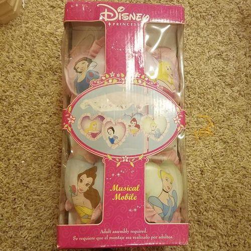 New Disney Princess Baby Crib Mobile for sale in West Jordan , UT