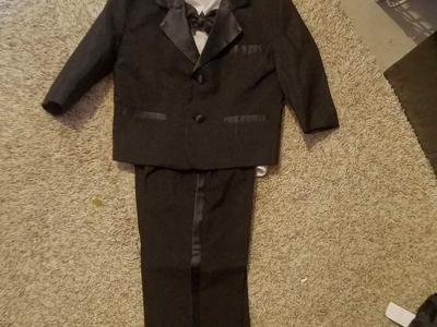 Baby tuxedo for 12-18 month old
