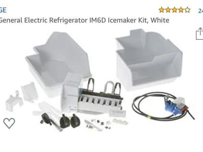 GE IM6D Automatic icemaker Kit