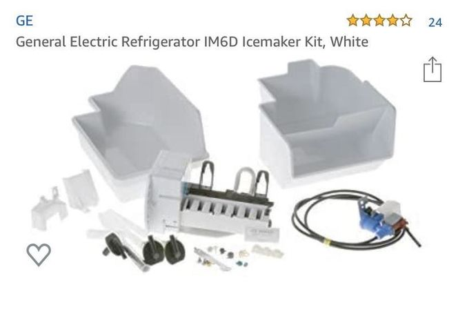 GE IM6D Automatic icemaker Kit for sale in West Valley City , UT