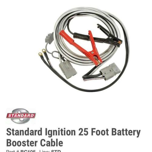 Standard Motor Products BC105 booster cables for sale in West Valley City , UT