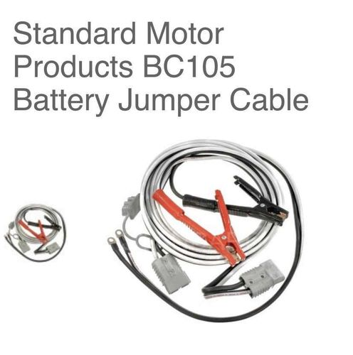 Standard Bc 105 Booster Cable Set for sale in West Valley City , UT