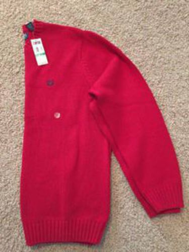 Brand New Men's Red Chaps Sweater for sale in Lehi , UT
