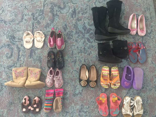Girl's Shoes Sizes Baby To Size 12 for sale in Lehi , UT