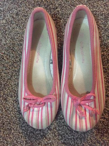 Girl's Pink And White Shoes for sale in Lehi , UT