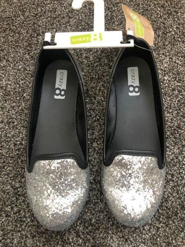 NEW! Silver Dress Shoes/Flats for sale in Lehi , UT