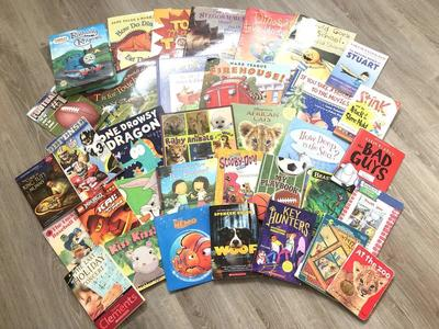 Lots of Kid's Books