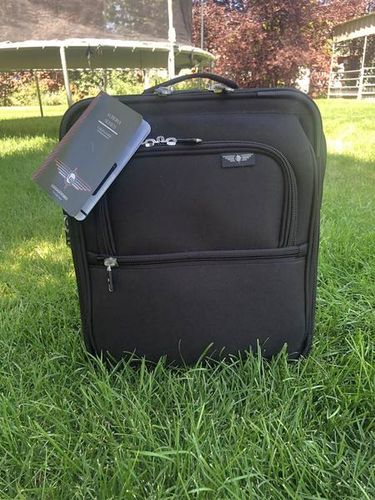 """NEW with Tags!  Luggageworks 17"""" Rolling Suitcase for sale in Lehi , UT"""