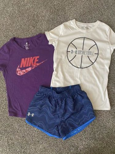 Girl's Nike And Under Armour Clothes for sale in Lehi , UT