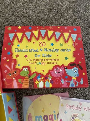 NEW! Usborne Books Birthday/Party Cards  for sale in Lehi , UT