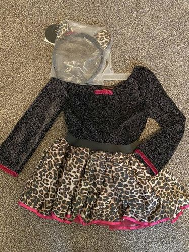 NEW! Little Girl's Cat/Cheetah Halloween Outfit for sale in Lehi , UT
