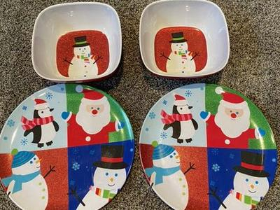 NEW! Christmas Dishes